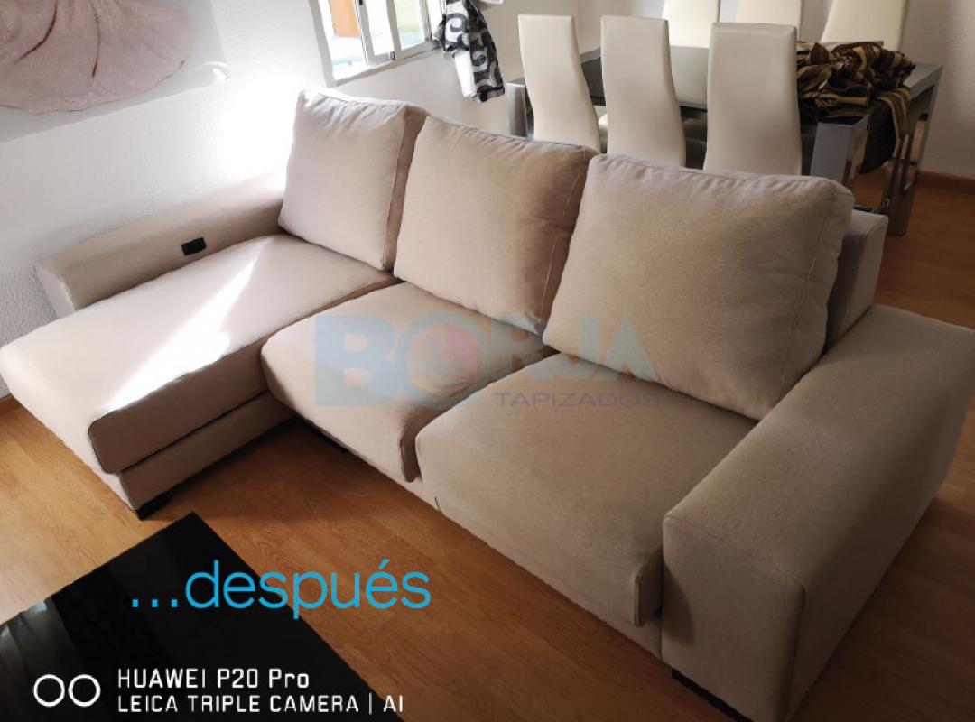 ¿Queréis darle un aire nuevo a vuestro sofá?