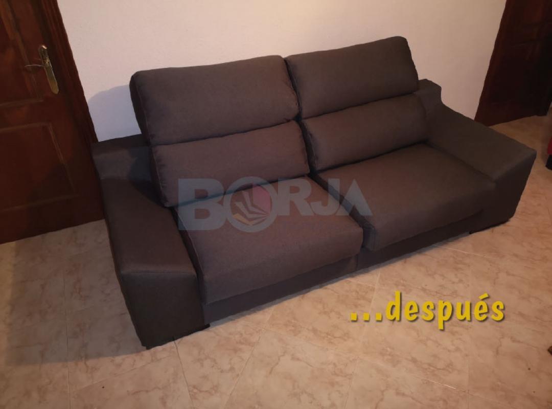 Tapizado de sofá divatto en Valencia